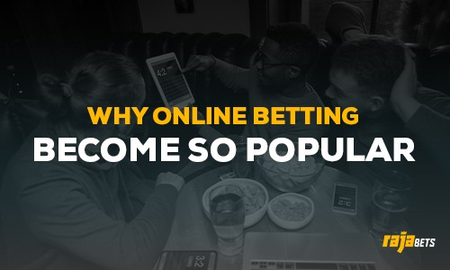 Why online sports betting become so popular? – Jioforme